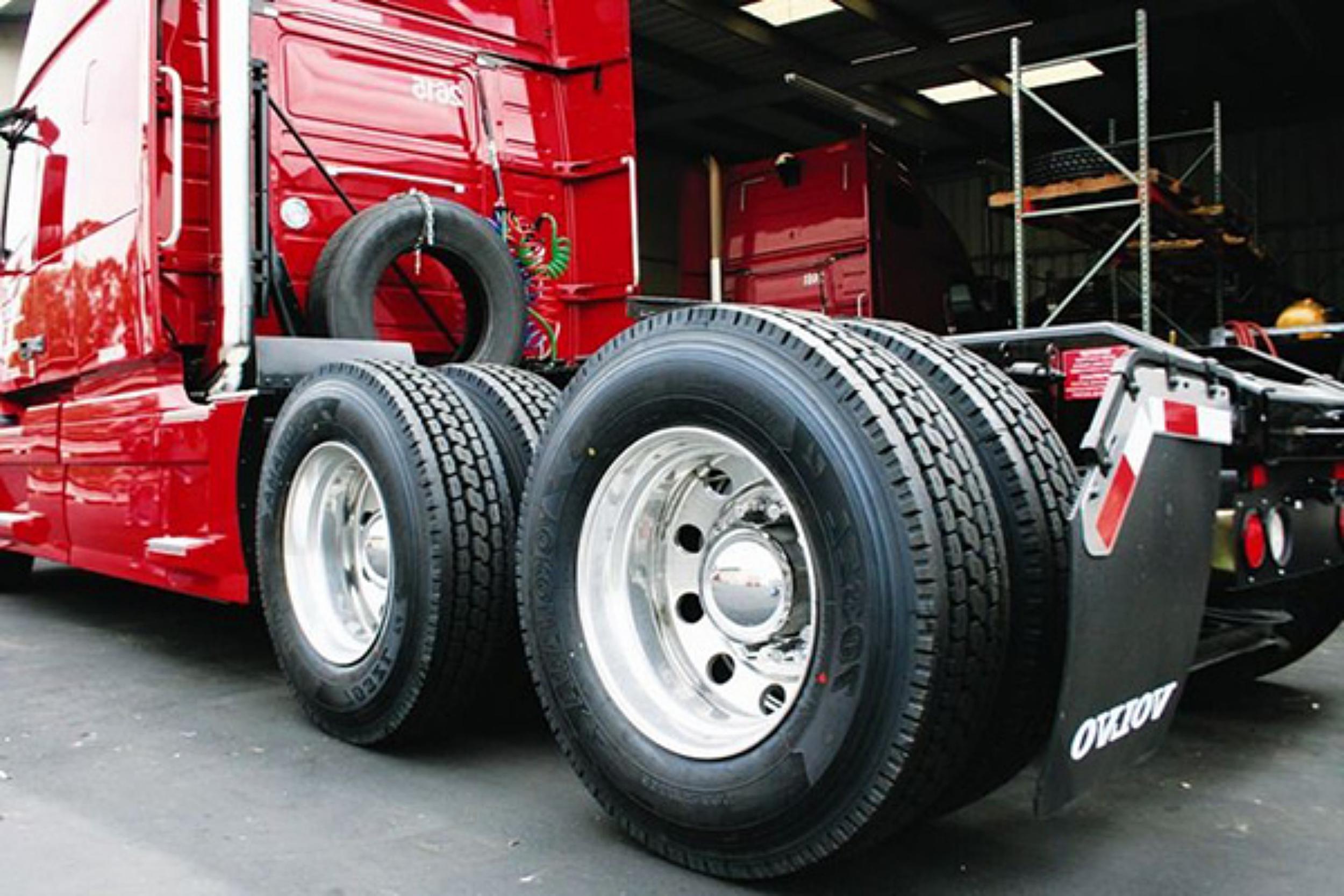 Llantas para Camiones en Monterrey